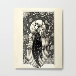 Harpy 1 Metal Print