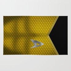 Star Trek Series - Captain Suit Rug