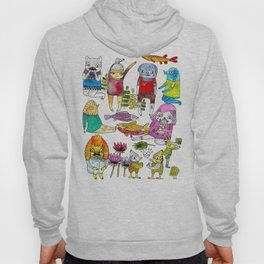 Critter collection Hoody