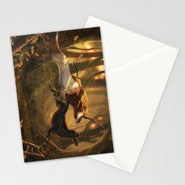 Wild Unicorns Stationery Cards