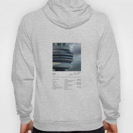 Drake - Views Album Illustration Hip Hop  Hoody