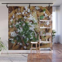 Feta Fries Before Anything Wall Mural