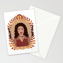 Zoë Washburne Stationery Cards