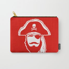 Who wants to be a Pirate?!? Carry-All Pouch