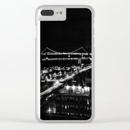 Harlem Clear iPhone Case