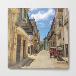 Havana life Metal Print