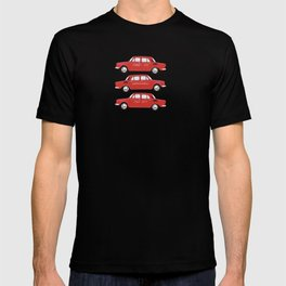 SKODA 100 red T-shirt