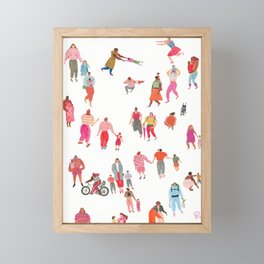 MOM Framed Mini Art Print