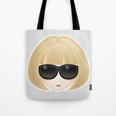 Anna Wintour Tote Bag