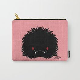 Classic Spoopy Black Carry-All Pouch