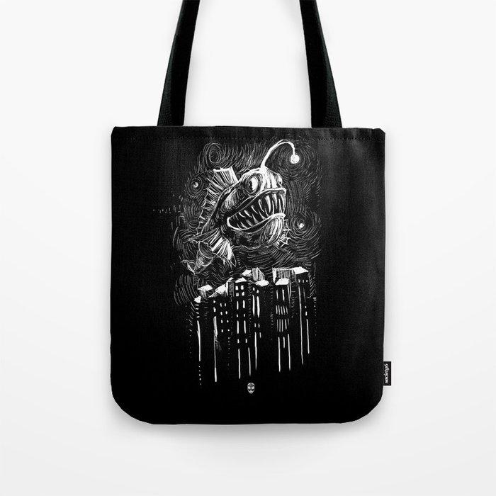 Underwater City Tote Bag