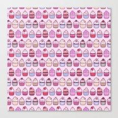 Cupcakes Galore Canvas Print