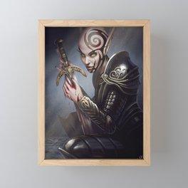 Sword of Blackfury Framed Mini Art Print