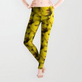 Amber Heard - Celebrity (Florescent Color Technique) Leggings