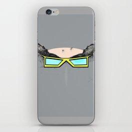 Mr. Atric iPhone Skin