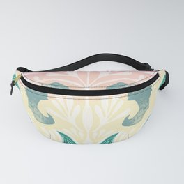 Seahorse Design in Pink Fanny Pack