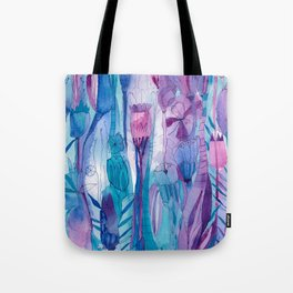 Our Love is A Garden Tote Bag