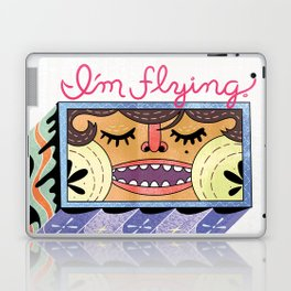 I'm Flying! Laptop & iPad Skin