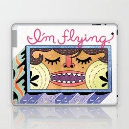 I'm Flying! Laptop & iPad Skin