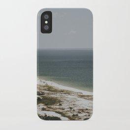 on the coast of florida iPhone Case