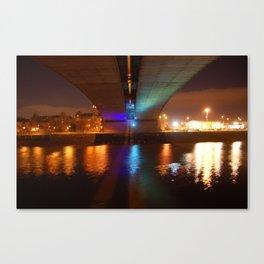 Kingston Bridge Canvas Print
