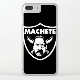 The wrong mexican Clear iPhone Case