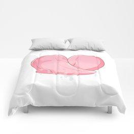 Sticky Love Comforters