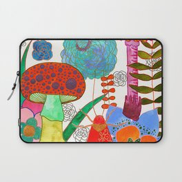 Foraging For Your Heart Laptop Sleeve