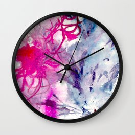 Clairvoyance #2 Wall Clock