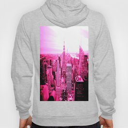 New York City Pink Hoody