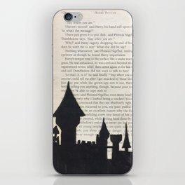 Hogwarts! iPhone Skin