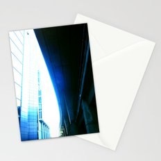 fly over london Stationery Cards