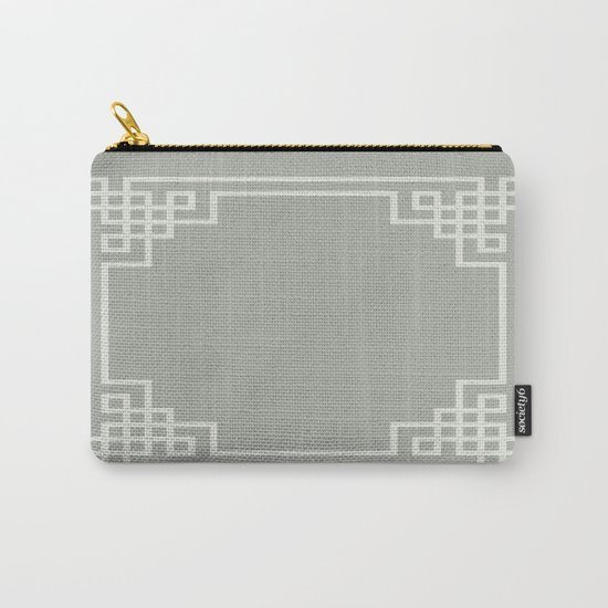 Lattice Oyster Bay Carry-All Pouch