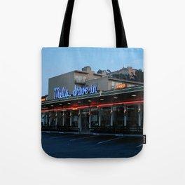 Mel's on Geary Street Tote Bag