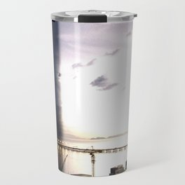 return stroke Travel Mug