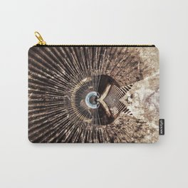 Geometric Art - WITHERED Carry-All Pouch