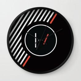 Top poster Wall Clock