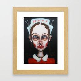sister s Framed Art Print