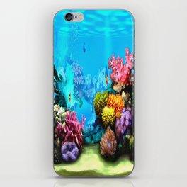 Marine Life iPhone Skin