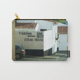 Portuguese Steak House Carry-All Pouch