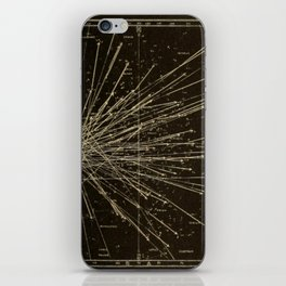 Meteor Shower iPhone Skin