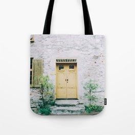 Visby Doorway Tote Bag