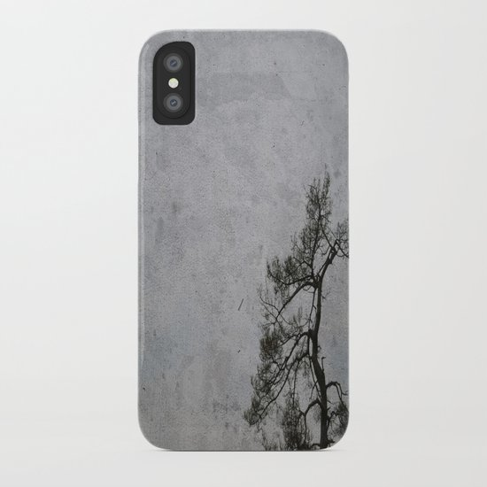 Love Me Or Leave Me iPhone Case