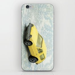 Yellow Hot Wheels Packin' Pacer 1977 iPhone Skin