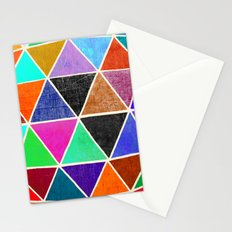 Geodesic 3 Stationery Cards