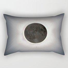 Total Eclipse by  OLena Art Rectangular Pillow