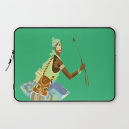 ORIXAS_ oxossi Laptop Sleeve