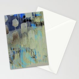 Soul Lanterns 2 Sexy Moody Abstract Stationery Cards