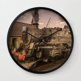 Whitby Express Wall Clock