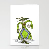 wizard Stationery Cards featuring Wizard by RifKhas